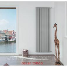 Алюмінієвий радіатор Global Oscar Tondo 1400 (Італія)