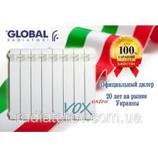 Алюмінієвий радіатор Global VOX EXTRA 800/100 (Італія)