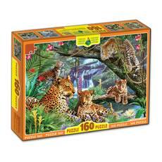 Пазли 160, Леопарди