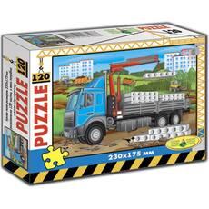 Пазли 120, ЕРТ-04 Вантажівка