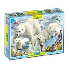 Пазлы 160, Ведмідь