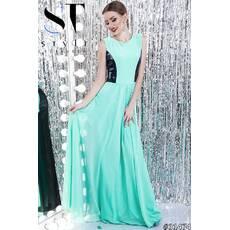 1b6c3f341ed0aa Платье в пол 31474 (мята) - Товари - Замовити речі через інтернет ...