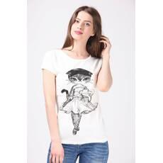 Жіноча літня футболка 415 - Товари - Купити стильні сукні 9b76973c22877