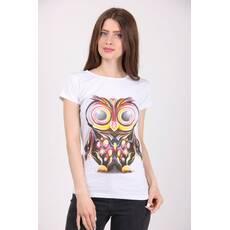 Жіноча літня футболка 432 - Товари - Купити стильні сукні ed8e4c48029d9