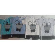 Костюм для малышей оптом 3-6-9 месяцев белый - Товары - Дитячий одяг ... 58e94e4a94c9b