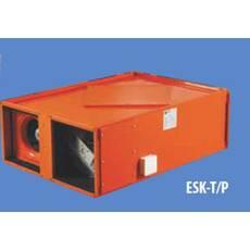 Припливно-витяжна установка з рекуперацією підвісного типу ESK-T 10