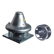 Дахові вентилятори горизонтального викиду повітря EAC M-500