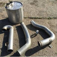 Глушник для вантажівки Daf XF купити в Тернополі