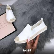 Белые эспадрильи 11844 (ЯМ)