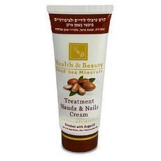 Мультивітамінний крем для рук з олією аргана Health & Beauty Hand and Nail Cream with argan oil