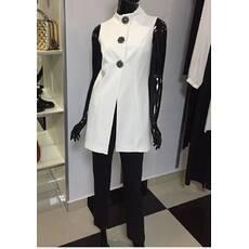 Брючний костюм білий з чорним купити в Чернігові - Товари - Турецькі ... fa6d5752ce86b