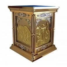 ПРЕСТОЛ №5 80х80 см лиття ікони литі купити в Україні