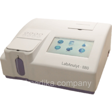 LabAnalyt 880 Полуавтоматический биохимический анализатор