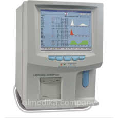 Гематологический автоматический анализатор LabAnalyt -2900 Plus