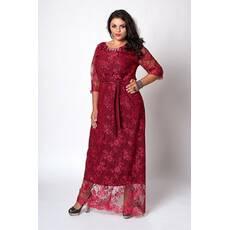 948b53ef78eed3 Жіноча вечірня сукня великого розміру, мод. 569 - Товари - Купити ...