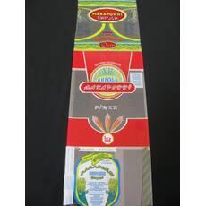 Упаковка для пищевых продуктов группы Макаронные изделия