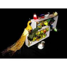 Птички декоративные
