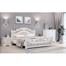 Спальня з масиву дерева Корона