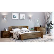 Деревянная спальня Верона