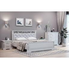 Деревянная спальня Ларго