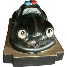Гіпсова іграшка Машинка Дгр/012