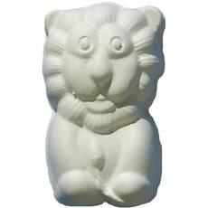 Іграшка з гіпсу Лев