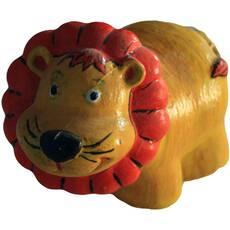 Іграшка з гіпсу Левеня