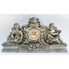 Настільний годинник з гіпсу
