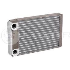 Радиатор отопителя Авео Т300 (11-)(алюм-паяный) (LRh 0595) ЛУЗАР