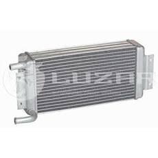 Радиатор отопителя КамАЗ 5320 (алюм-паяный) (LRh 0723b) ЛУЗАР