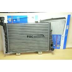 Радіатор охолодження 2107 (алюм) (би/датчика) АВТОВАЗ (ОАТ, ДААЗ)