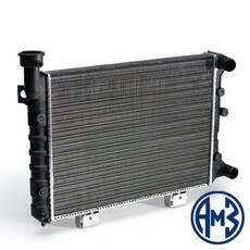 Радіатор охолодження 21073 (алюм) (PAC - OX21073) АМЗ