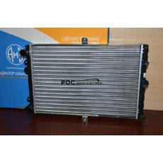 Радіатор охолодження 2108 (алюм) (PAC - OX2108) АМЗ