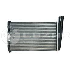 Радиатор отопителя 33027 БИЗНЕС в салон (длин)(алюм) (LRh 03029) ЛУЗАР