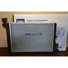Радіатор охолодження 2106 SPORT (алюм-паяный) (LRc 0106b) ЛУЗАР