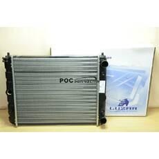 Радиатор охлаждения 1102 (алюм) (LRc 0410) ЛУЗАР