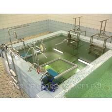 Гидрокинезотерапевтические комплексы с устройствами для тракции позвоночника