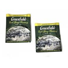 Чай Greenfield Earl Grey Fantasy 100х2г (для HoReCa)