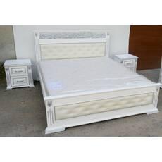 Дерев'яне ліжко Ларго