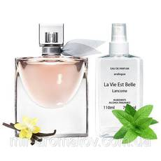 №132 Женские духи на разлив  Lancome «La Vie Est Belle»    100мл+ПОДАРОК