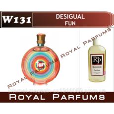 Жіночі духи на розлив Royal Parfums Desigual FUN / Десигуал ФАН  №131     50мл