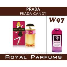 """Жіночі духи на розлив Royal Parfums  Prada """"Candy""""   №97  100 мл"""