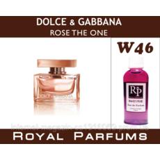 Жіночі духи на розлив Royal Parfums Dolce&Gabbana ROSE THE ONE №46  100 мл
