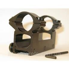 Кріплення оптичного прицілу моноблок Weawer, D 30 мм