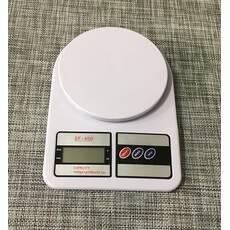Весы кухонные электронные 7кг Sf-400 / 4008