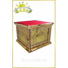 Престол № 3 140х140 см (литво, литі ікони)