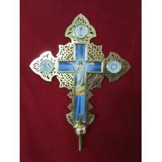 Запрестольный крест №2