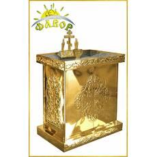 Стіл панахида 100 свічок під ПІСОК (розбірний) булат