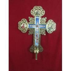 Запрестольный крест №3