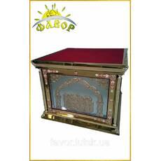 Престол 130х130 см литво (литі ікони)